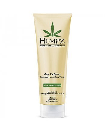 Hempz Age Defying Herbal Body Wash - Гель для душа Антивозрастной 250 мл - hairs-russia.ru