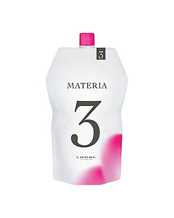 Lebel New Materia OXY 3% - Оксидант для красителя 1000 мл - hairs-russia.ru