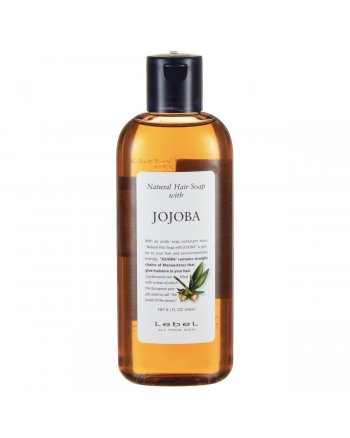 Lebel Natural Hair Soap Treatment Jojoba - Шампунь с маслом жожоба 240 мл - hairs-russia.ru