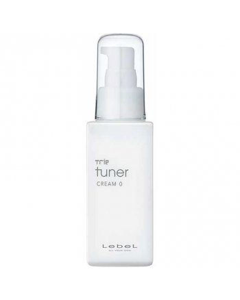 Lebel Trie Tuner Cream 0 - Разглаживающий крем для укладки волос 95 мл - hairs-russia.ru