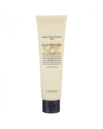 Lebel Natural Hair Soap Treatment Egg Protein - Маска с яичным протеином 140 гр - hairs-russia.ru