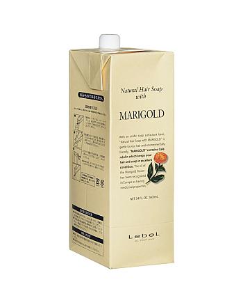 Lebel Natural Hair Soap Treatment Marigold - Шампунь с календулой 1600 мл - hairs-russia.ru