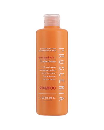 Lebel Proscenia Shampoo - Шампунь для окрашенных волос 300 мл - hairs-russia.ru