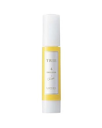 Lebel Trie Move Emulsion 4 - Крем-эмульсия для естественной укладки 50 гр - hairs-russia.ru