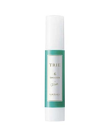 Lebel Trie Move Emulsion 6 - Крем моделирующий для волос 50 гр - hairs-russia.ru