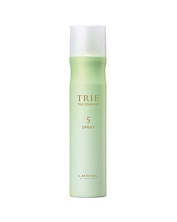 Lebel Trie Spray 5 - Спрей для укладки средней фиксации 170 гр - hairs-russia.ru