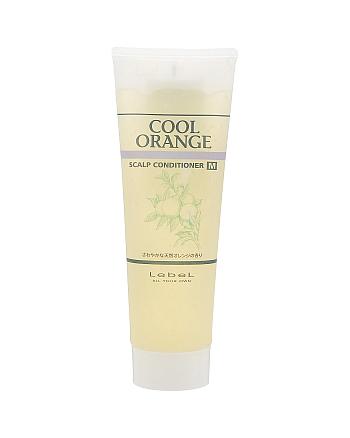 Lebel Cool Orange Scalp Conditioner M - Очиститель для сухой кожи головы «Холодный Апельсин» 240 гр - hairs-russia.ru