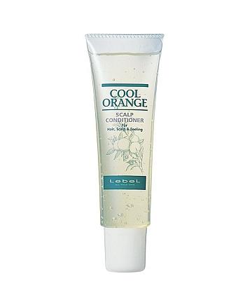 Lebel Cool Orange Scalp Conditioner - Очиститель для жирной кожи головы «Холодный Апельсин» 240 гр - hairs-russia.ru