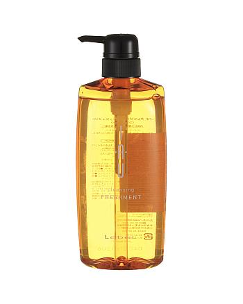Lebel IAU Cleansing Freshmen - Охлаждающий аромашампунь для жирной кожи головы 600 мл - hairs-russia.ru