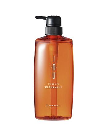 Lebel IAU Cleansing Clearment - Освежающий аромашампунь для нормальной кожи 600 мл - hairs-russia.ru