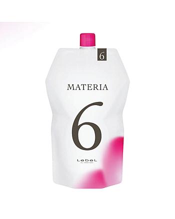 Lebel New Materia OXY 6% - Оксидант для красителя 60 мл
