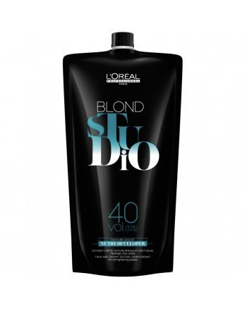 L`Oreal Professionnel Blond Studio Platinium - Нутри-проявитель Платиниум 12%, 1000 мл - hairs-russia.ru