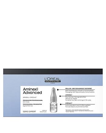 L'Oreal Professionnel Serie Expert Aminexil Advanced - Лосьон в монодозах от выпадения волос, 42х6 мл - hairs-russia.ru