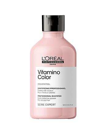 L'Oreal Professionnel Serie Expert Vitamino Color - Шампунь для окрашенных волос, 300 мл - hairs-russia.ru