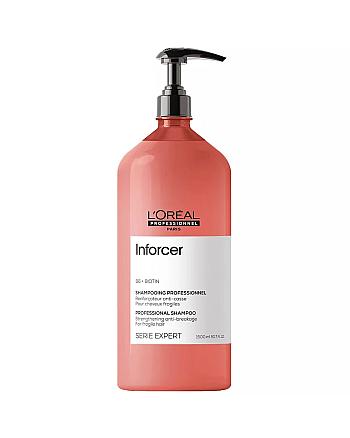 L'Oreal Professionnel Serie Expert Inforcer - Шампунь для предотвращения ломкости волос 1500 мл - hairs-russia.ru
