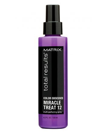 Matrix Total Results Color Obsessed Miracle Treat 12 - Несмываемый спрей - 12 преимуществ, 125 мл - hairs-russia.ru