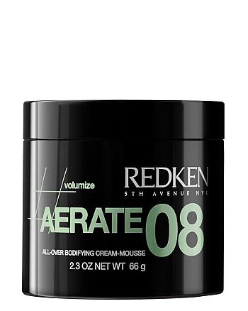 Redken Aerate 08 - Крем-мусс для объема 125 мл - hairs-russia.ru