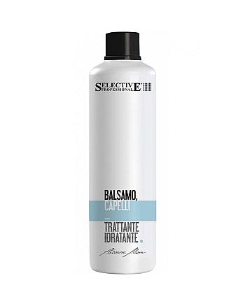 Selective Balsamo Bianco Per Capelli Бальзам «Увлажняющий» для сухих и нормальных волос 1000 мл - hairs-russia.ru