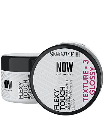 Selective Now Next Generation Flexy Touch Моделирующий гель-воск эластичной фиксации 100 мл - hairs-russia.ru