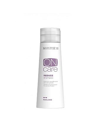 Selective Reduce Shampoo Шампунь для восстановления баланса жирной кожи головы 250 мл - hairs-russia.ru