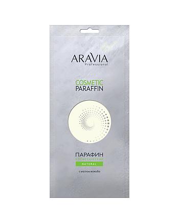 Aravia Professionnal Парафин косметический Натуральный с маслом жожоба 500 г