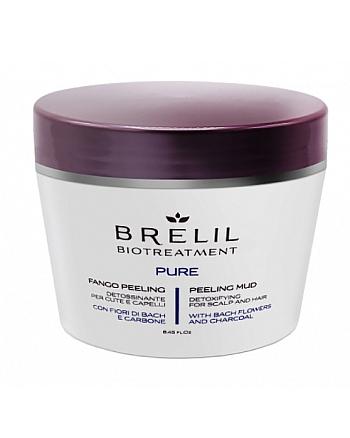 Brelil Bio Traetment - Пилинг для волос грязевой 250 мл