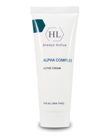 Holy Land Alpha Complex Active Cream - Активный крем 70 мл - hairs-russia.ru