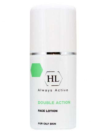 Holy Land Double Action Face Lotion - Лосьон для лица 250 мл - hairs-russia.ru