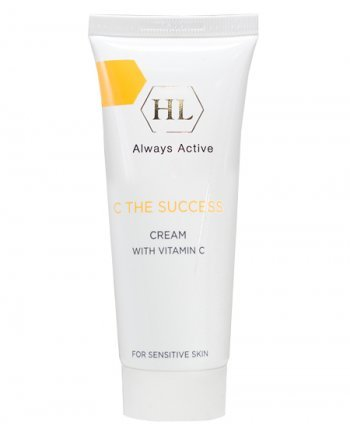 Holy Land C The Success Cream For Sensitive Skin - Крем для чувствительной кожи 70 мл - hairs-russia.ru