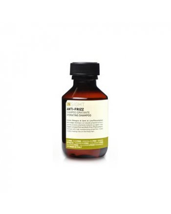 Insight Anti-Frizz Hydrating Shampoo - Разглаживающий шампунь для непослушных волос 100 мл