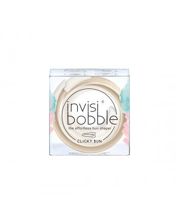 Invisibobble CLICKY BUN To Be Or Nude To Be - Заколка для волос, цвет бежевый
