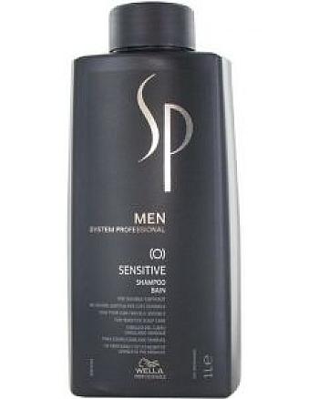 Wella SP Men Sensitive Shampoo Шампунь для чувствительной кожи головы 1000 мл - hairs-russia.ru