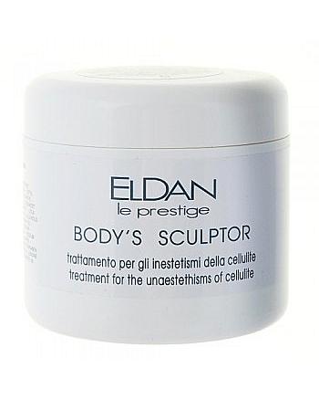 Eldan Body's Sculptor - Антицеллюлитный крем 500 мл - hairs-russia.ru