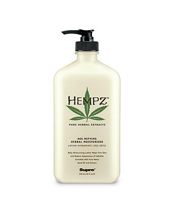 Hempz Age Defying Moisturizer - Молочко для тела антивозрастное увлажняющее 500 мл - hairs-russia.ru