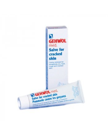 Gehwol Med Salve for cracked skin - Мазь от трещин 75 мл - hairs-russia.ru