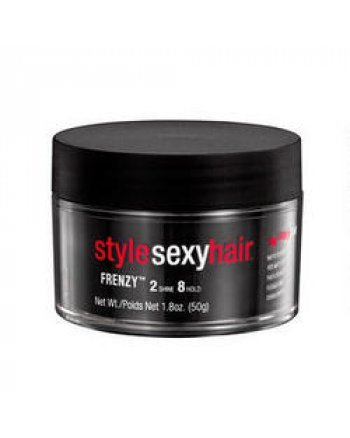 Style Sexy Hair Frenzy Bulked Up Texture Compound - Крем текстурный для объёма 50 гр - hairs-russia.ru
