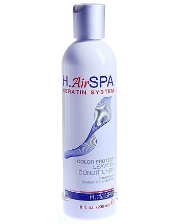 H.AIRSPA  Кондиционер несмываемый для окрашенных волос, 236 мл - hairs-russia.ru