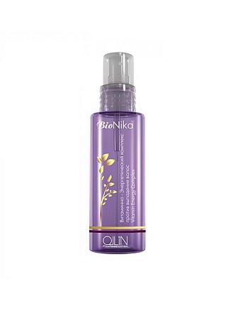 Ollin BioNika Vitamin Energy Complex Витаминно-Энергетический комплекс против выпадения волос 100 мл