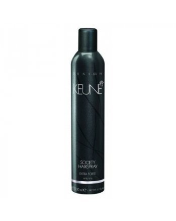 Keune Design Styling Society Extra Forte - Лак для волос Светский Экстра Форте 500 мл - hairs-russia.ru