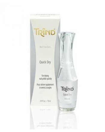 Trind Caring Base Coat - Базовое покрытие 9 мл - hairs-russia.ru