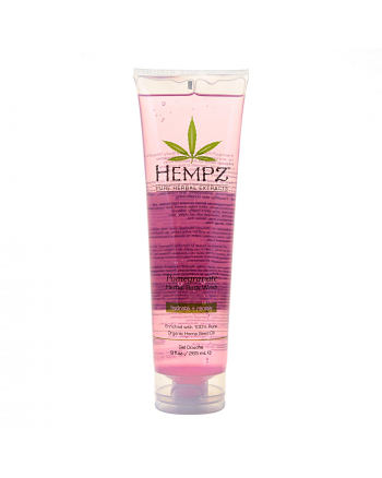 Hempz Sugar & Pomegranate Body Scrub - Скраб для тела сахар и гранат 176 мл - hairs-russia.ru