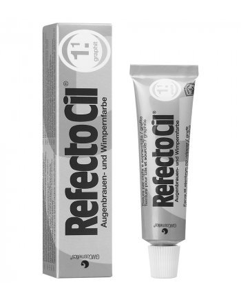RefectoCil Eyelash and Eyebrow Tint - Краска для бровей серая 15 мл