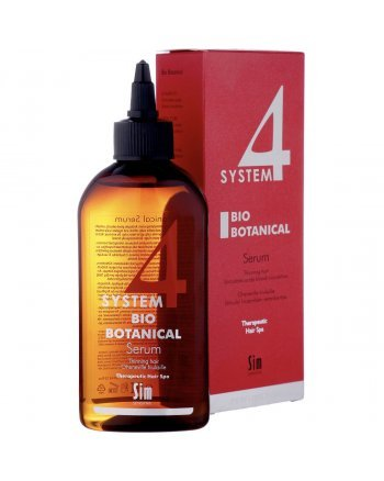 Sim Sensitive System 4 Bio Botanical Serum Биоботаническая сыворотка 200 мл - hairs-russia.ru