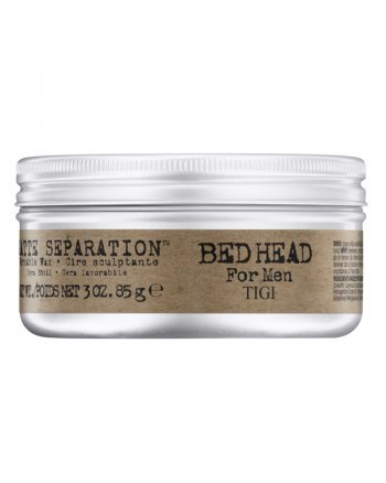 TIGI Bed Head B for Men Matte Separation Workable Wax - Воск для волос 85 мл