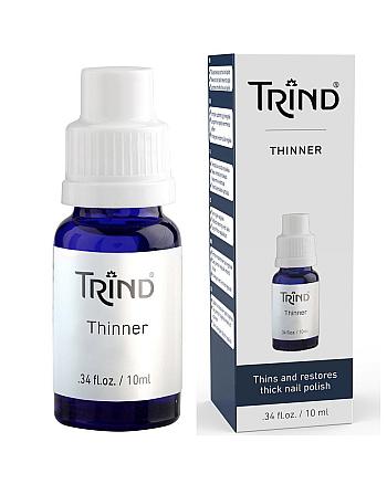 Trind Thinner - Разбавитель лака 9 мл - hairs-russia.ru