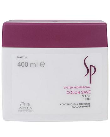 Wella SP Color Save Mask - Маска для окрашенных волос 400 мл